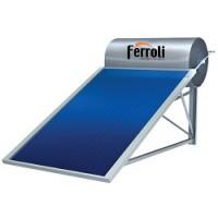 Bình Năng Lượng Mặt Trời Ferroli Dạng Tấm
