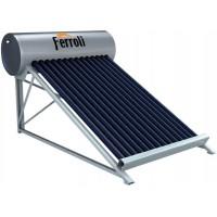 Bình Nước Nóng Năng Lượng Mặt Trời Ferroli Ecosun 160L