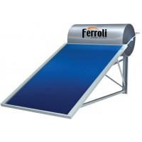 Bình Nước Nóng Năng Lượng Mặt Trời Ferroli Ecotop 240L