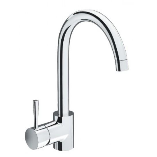 Vòi Nước Rửa Bát Inax SFV-801S Nóng Lạnh