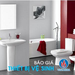 bảng báo giá thiết bị vệ sinh
