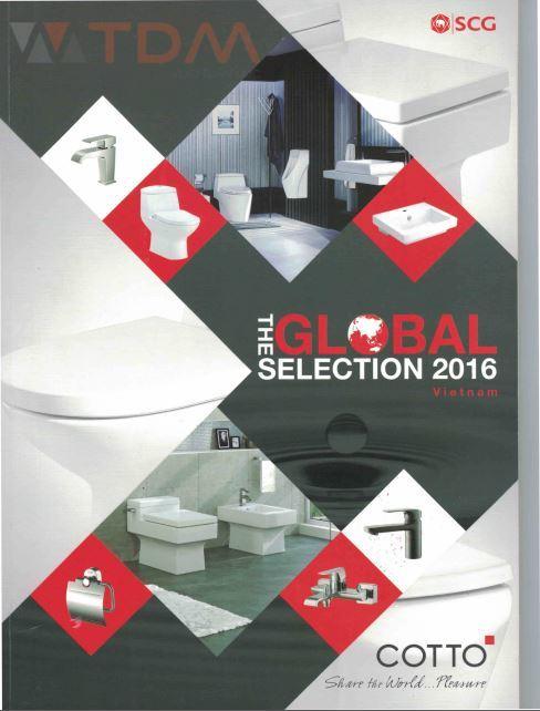 Bảng báo giá thiết bị vệ sinh Cotto năm 2019 tốt nhất thị trường