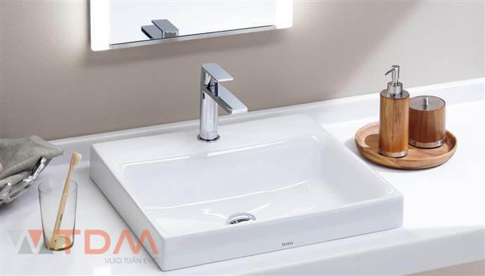 Bảng báo giá vòi lavabo TOTO năm 2019