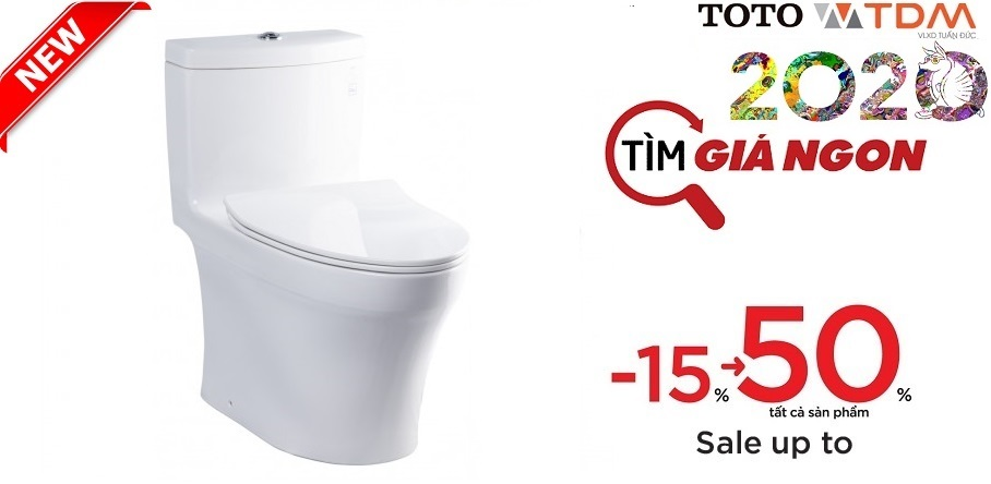 Bảng báo giá thiết bị vệ sinh TOTO 2020 giá tốt khuyến mãi