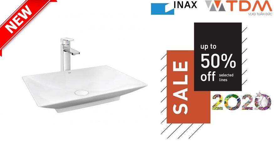 Chậu rửa mặt INAX