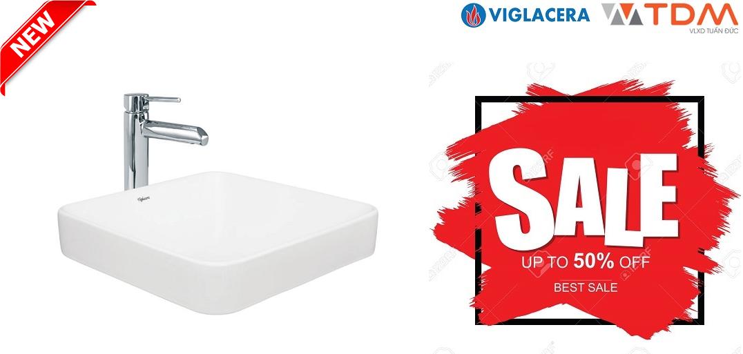 Bảng giá thiết bị vệ sinh Viglacera 2020 giá rẻ ưu đãi khuyến mãi