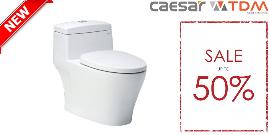 Bồn cầu Caesar
