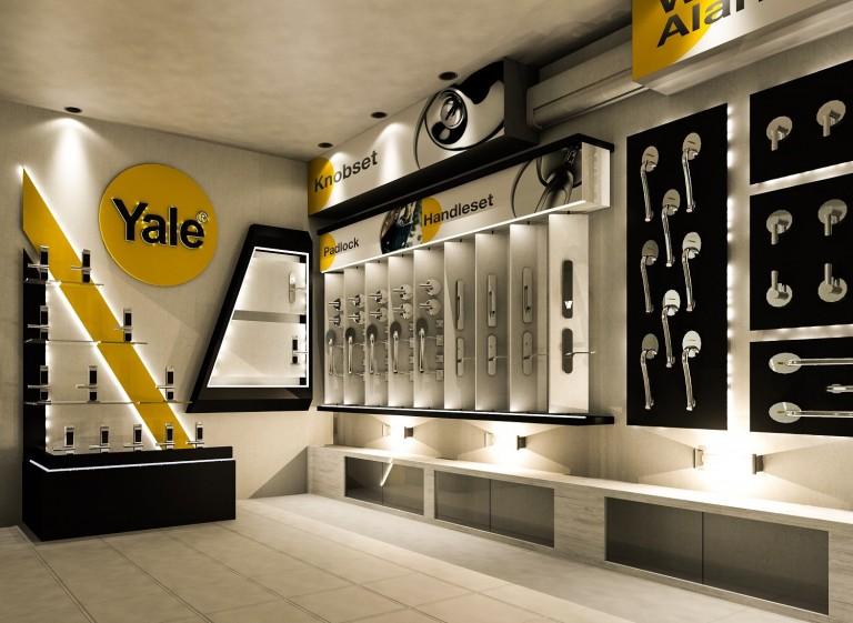 [KM] Khuyến mãi lớn cuối năm 2019: Khóa cửa Yale siêu giảm giá lên đến 32%