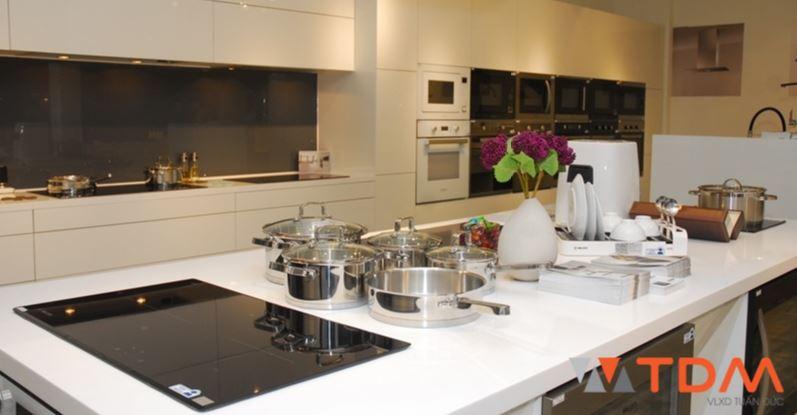 Bếp điện từ Malloca có tốt không? Thương hiệu đến từ Châu Âu?