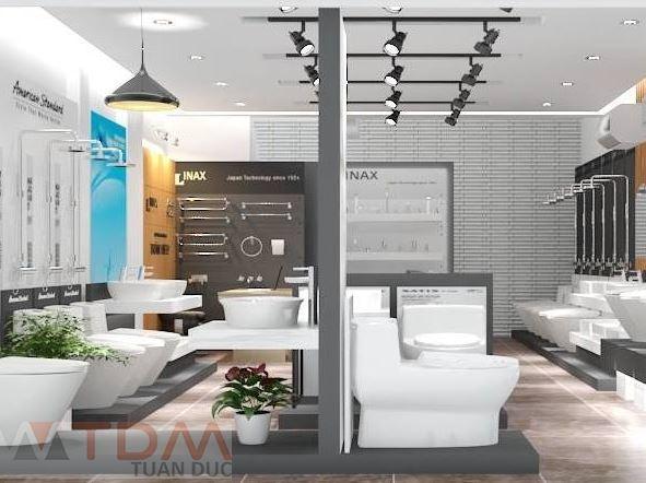 showroom Inax Tuấn Đức