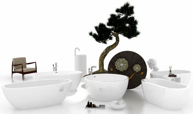 Nên chọn mua bồn tắm nhựa – bồn tắm bằng đá hay bồn tắm gang tốt nhất?