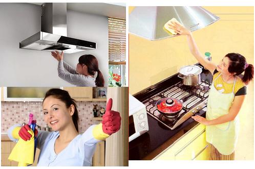 Hướng dẫn mẹo cách dọn vệ sinh nhà bếp và thiết bị bếp đơn giản hiệu quả