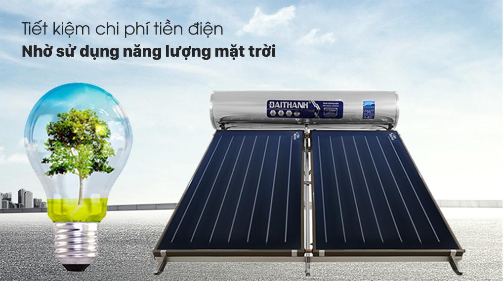 Giá máy nước nóng năng lượng mặt trời bao nhiêu? Nên mua hãng nào?
