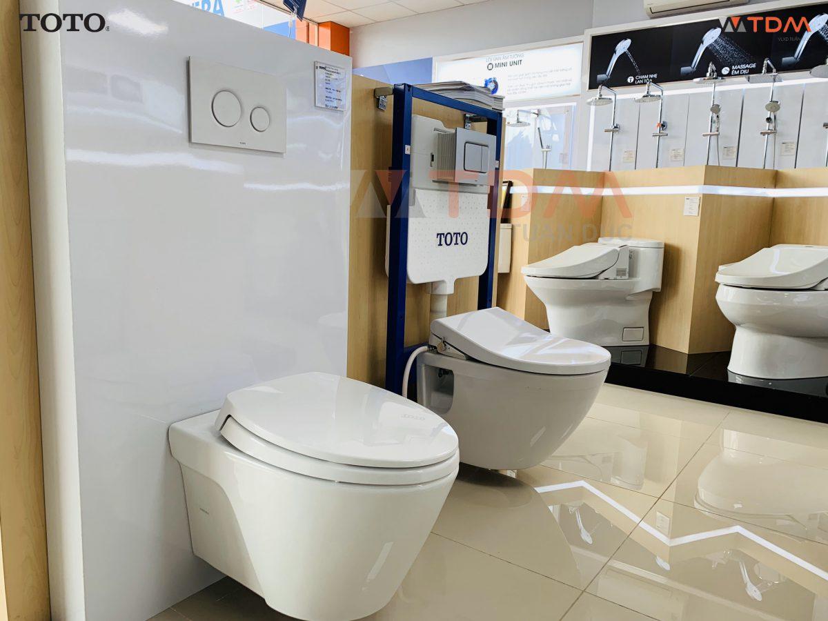 Hướng dẫn cách sử dụng bồn cầu thông minh tự rửa Nhật Bản