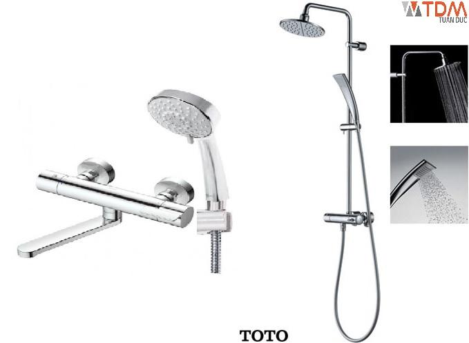 Sen vòi nhiệt độ Toto là gì? Có tốt không?
